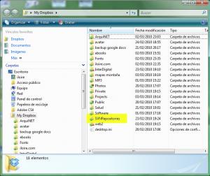 Trabajar con repositorio SVN sin servidor dedicado